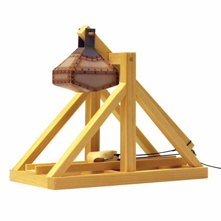 how to build a trebuchet for kids