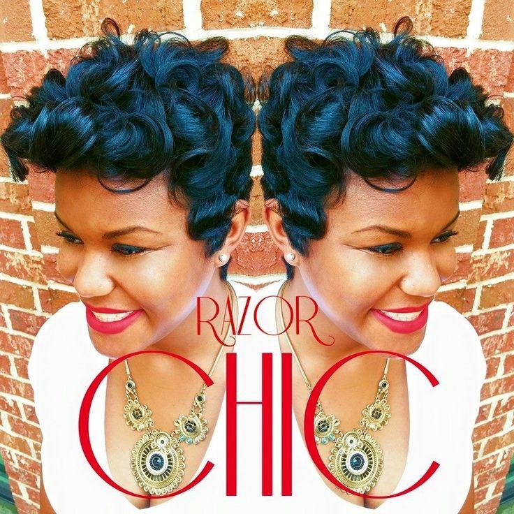 Razor Chic style