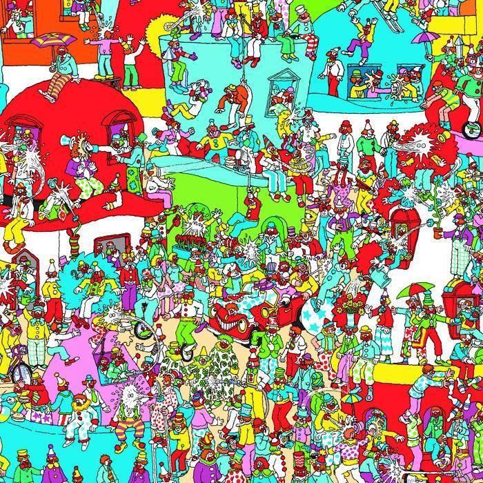 Where's Wally 4