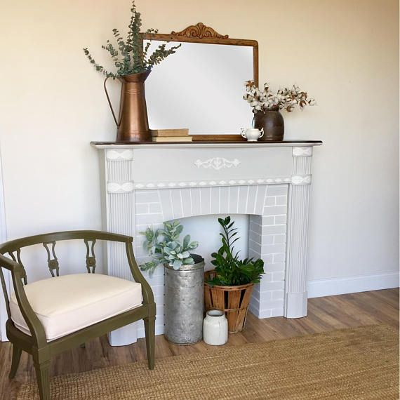 Inject Warmth Into Your Home With Reclaimed Wood Wall: Best 25+ Antique Fireplace Mantels Ideas On Pinterest