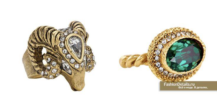 Массивные кольца-перстни в стилистике «гуччи» тоже будут весьма кстати. Как именно собрать модный образ можно подсмотреть в нашей статье, а также, мы писали, про правила гуччи-макияжа.