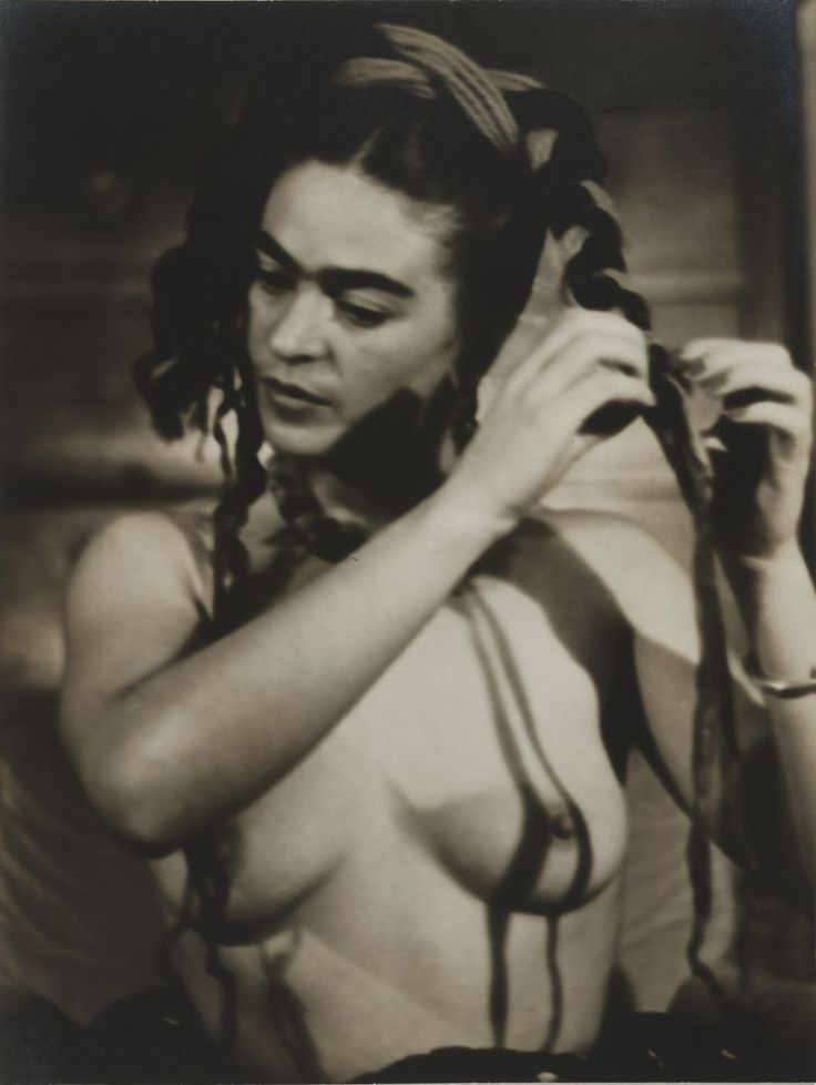 """""""I tried to drown my sorrows, but the bastards learned how to swim"""" - Frida Kahlo"""