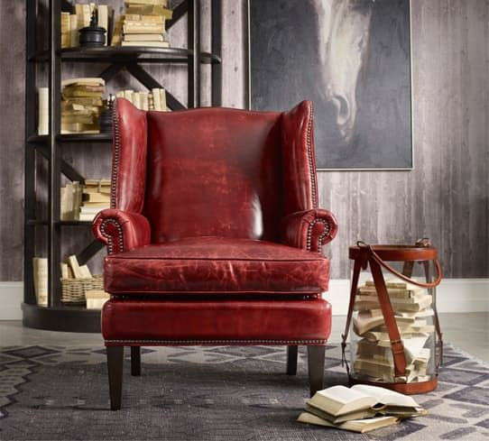 Great Hooker Furniture Covington Bogue Club Chair   Named For Idyllic Covington,  Louisiana, Where Sport Horses Cavort In Lush Pastures And Thereu0027s Easy  Access To ...