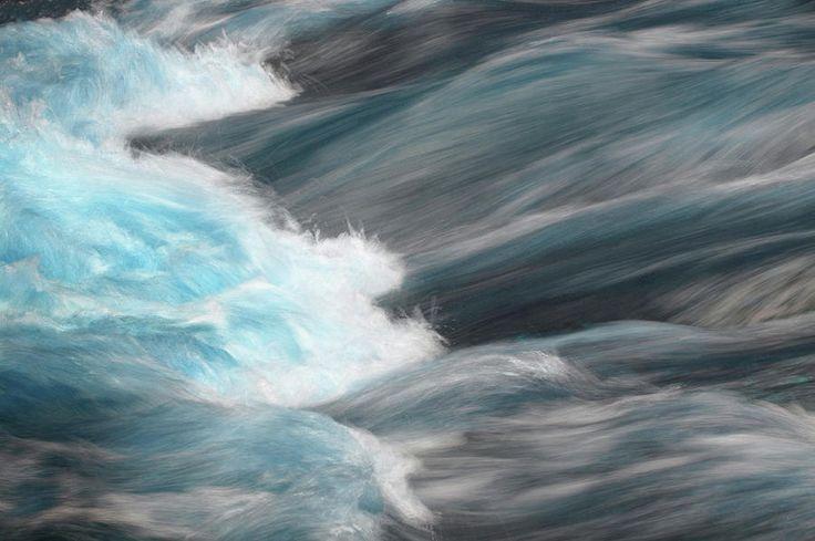 Water Rush by Jenny Rainbow