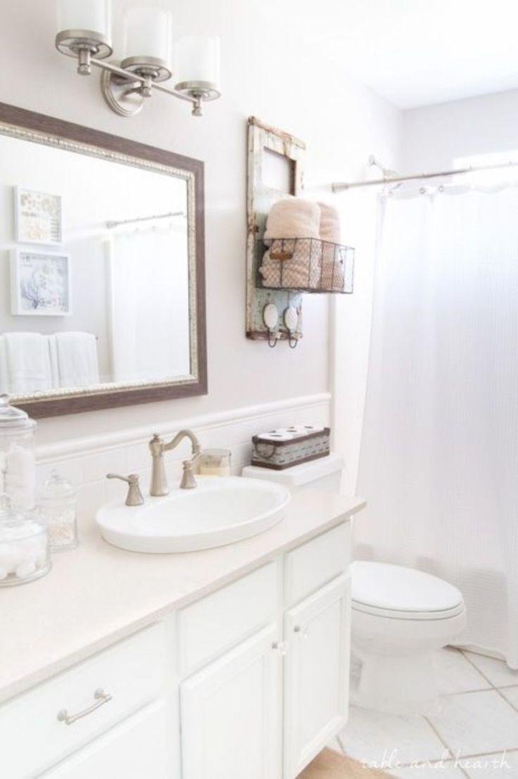 39 Amazing Coastal Retreat Bathroom Inspiration 2551