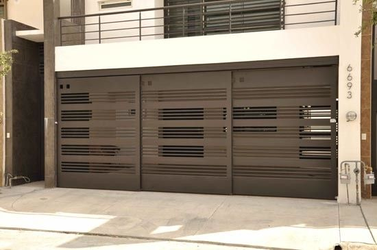 Iron Garage Doors and Gates - https://www.pinterest.com/avivbeber3/iron-garage-doors-and-gates/