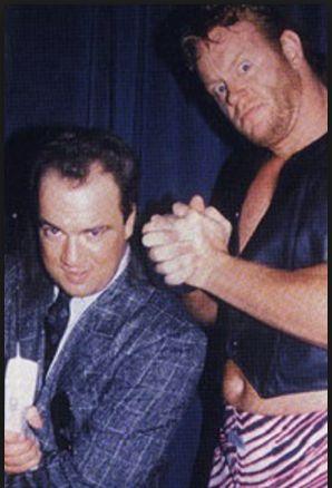 Mark Calaway and sid vicious   WWE: Paul Heyman's 10 Greatest Protegees
