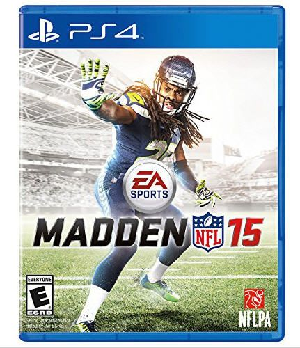 #Madden #NFL 15 for #PS4 release date: 8/26/14 pre-order now! FREE SHIPPING + Earn 120 reward Points!