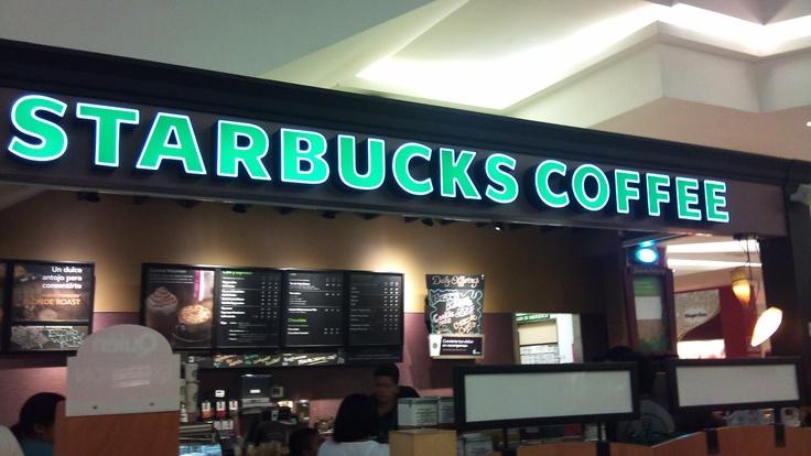 Starbucks Cofee - La gran Plaza, Acapulco, Gro., Mexico