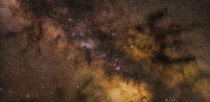 Galactic center bu John Daniel