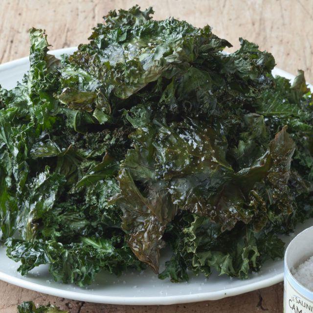 Crispy Roasted Kale - Barefoot Contessa