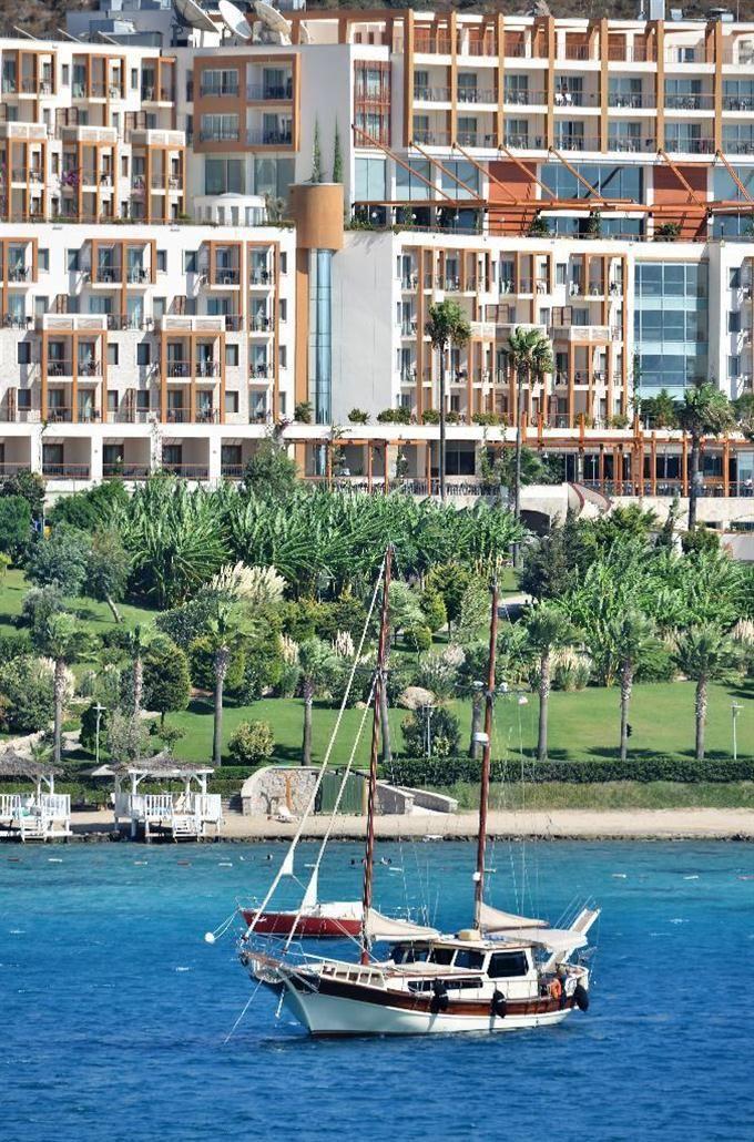 エーゲ海に面する港町ボドルムでリラックス。 トルコ旅行のおすすめ見所・観光アイデアまとめ。