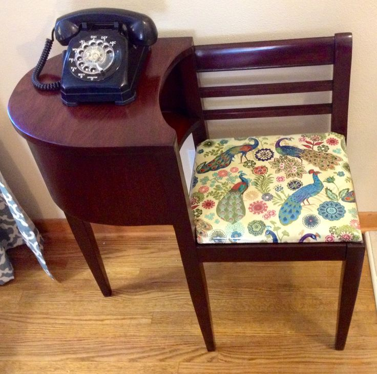 66 Best Telephone Table Images On Pinterest Phone Table