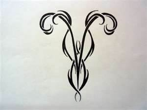 This is for you Connie    Tribal Zodiac Aries By Magpievon On Deviantart  Free Download Tattoo