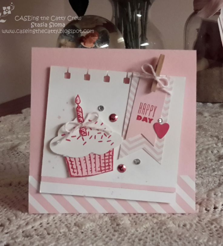 Stampin' & Scrappin' with Stasia: Sprinkles of Life