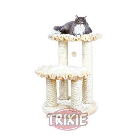 Arbol Poste Rascador Trixie Valentina 82 cm beige http://mascotasol.com/rascadores/2836-arbol-poste-rascador-trixie-valentina-82-cm-beige-4011905470313.html