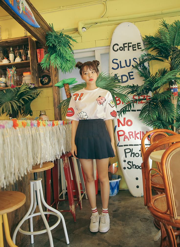 korea daily style #stylenanda2016 #kangjiwon
