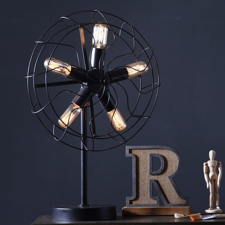 Edison Bulb Fan Floor Lamp: 1000+ Images About Lamps & Lighting On Pinterest