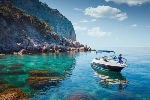 Go ahead and #dream. Happy #weekend! #Greece