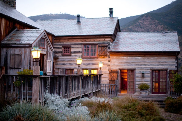 Figuero Mountain Farmhouse. Los Olivos, CA.Farms House, Mountain Farmhouse, Rustic Farmhouse, Dreams House, Barns Sets, Logs Cabin, Figuero Mountain, Barns House, Mountain House