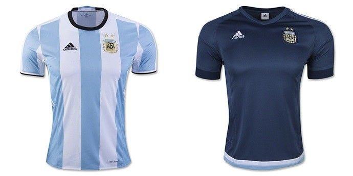 Camisa Argentina Copa América Centenario