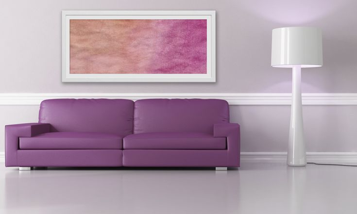 How to Find the Right-Size Picture for Over a Couch