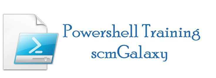 Get complete knowledge of Powershell programming. This page contains the information about powershell training by scmGalaxy. Participants can check out the objectives, prerequisites, features and agenda of the training. #Powershell #scripting #language #training #course #classes #trainer #expert #instructor #professional #mentor #tutorials #certification #developer
