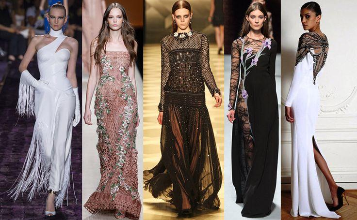 Топ-10 вечерних платьев #burdastyle #burda #мода #fashion