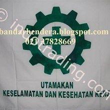Bendera Safety K3 Standar Depnaker