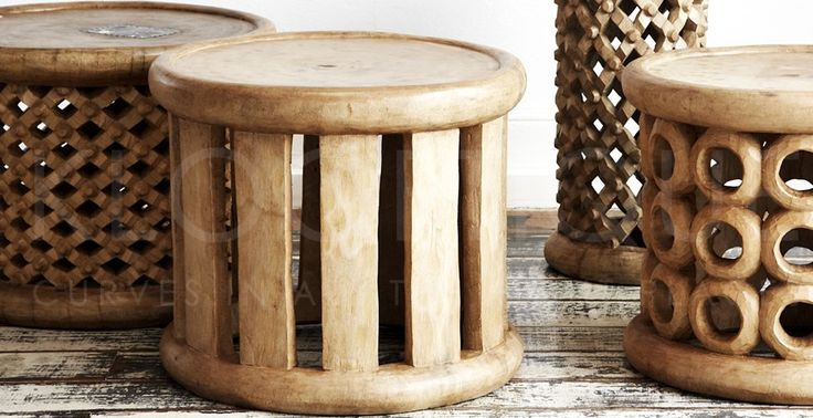 Bamileke Tables