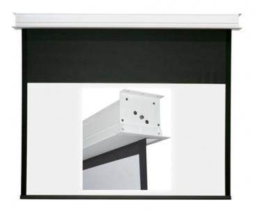 WS-S-plafond-inbouw projectiescherm 350 x 263 cm met motor