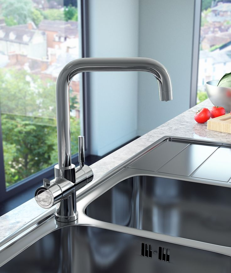 34 best Kitchen Taps images on Pinterest   Sink mixer taps, Kitchen ...