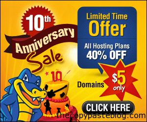 Buy HostGator Hosting Account at 40% Discount and Get Free Website Setup