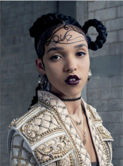 Track Star: FKA Twigs  yo baby hurrs aint got nothing on this right here!