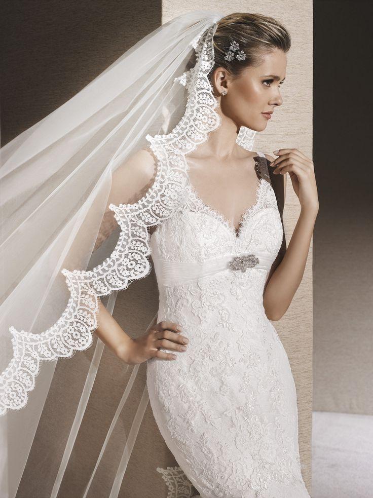 Romola - La Sposa - Esküvői ruhák - Ananász Szalon - esküvői, menyasszonyi és alkalmi ruhaszalon Budapesten