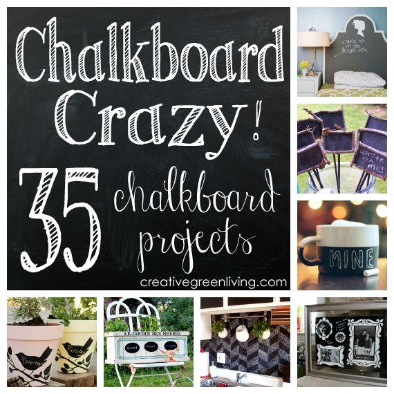 Blackboard Artwork Ideas: 194 Best DIY Chalkboard Images On Pinterest