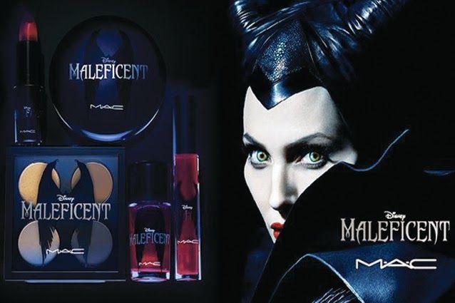 simo make-up: Mac Maleficent