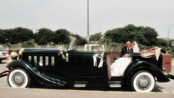 Autos para bodas de Bodas & Eventos Perú | Foto 2