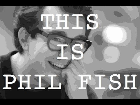 This Is Phil Fish - YouTube  Another example of how horrible people are to others. And I don't mean Phil.