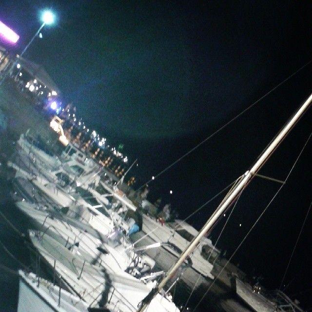 #ShareIG #Cavo in notturna :-) #Lacostachebrilla #RioMarina #nyght #isoladelba