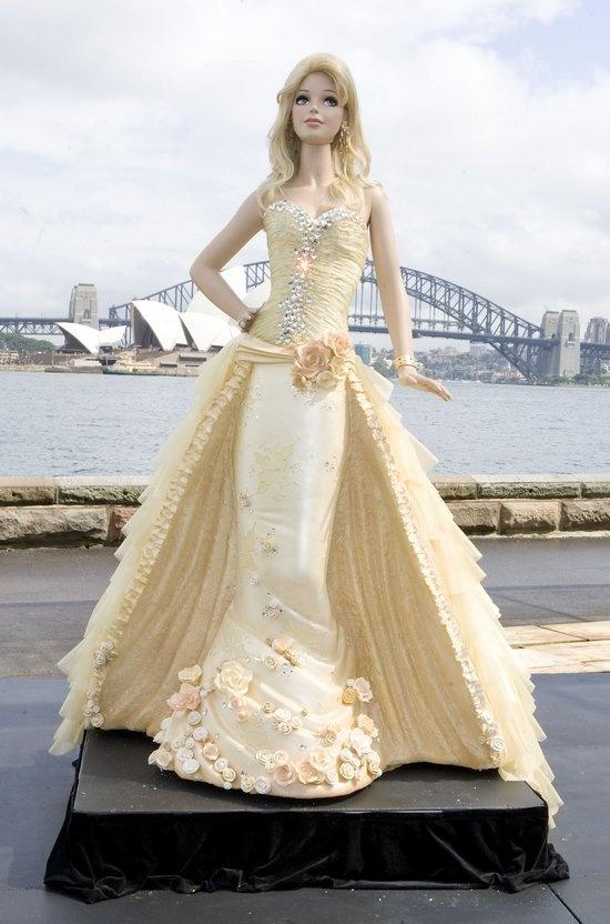 Biggest Barbie Wedding Dress Up Via Http Www