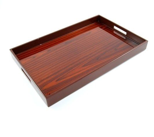 18 Best Wood Tray Images On Pinterest Breakfast Tray Decorative Trays And Ottoman Tray