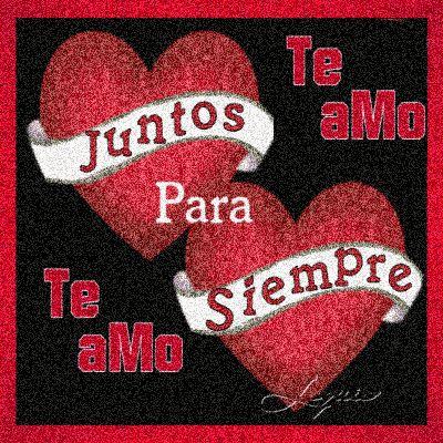 Imagenes Bonitas Con Frases De Amor Y Corazones Pensamientos De
