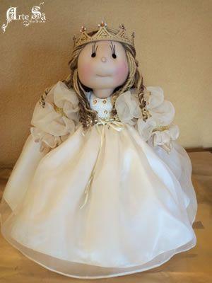 Bonecas da Ilma - Rainha Ester