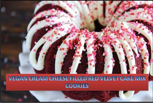 This Red Velvet Cake mix cookies Recipe creates a dramatic three-layer cake that's moist, tender and covered in cream cheese buttercream frosting.