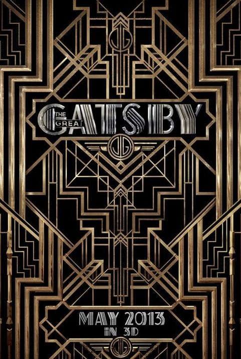 The Great Gatsby: Luxury and Art Deco Interiors