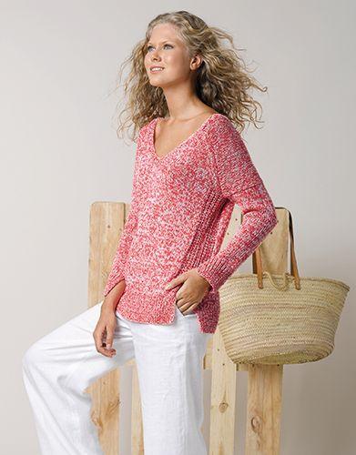 Revista mujer Sport 87 Primavera / Verano   9: Mujer Jersey   Coral