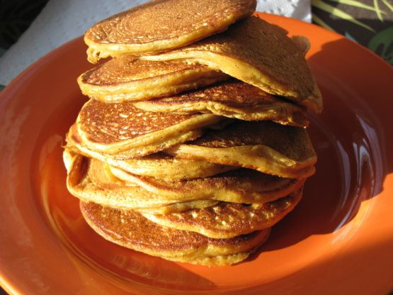 Pumpkin Pancakes Recipe - Food.com