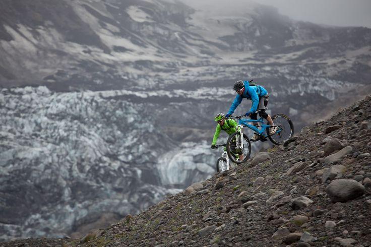 Single track avontuuur op de IJslandse Hooglanden - augustus - Travel To Bike