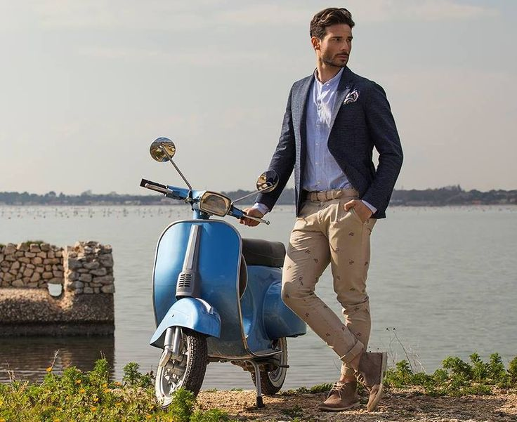 Good Times Outfit Angelo Nardelli 1951| Perfect for your free time! ➤ www.angelonardelli.it   #AngeloNardelli #menswear #madeinitaly #ss17 #outfit